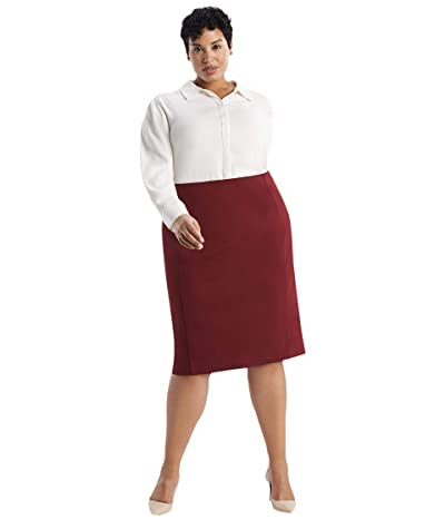 M.M.LaFleur Dorchester Skirt Staccato