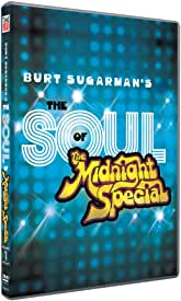 70s Soul Comes to Life with THE SOUL OF THE MIDNIGHT SPECIAL 5-Disc DVD Oct. 6 from Time Life