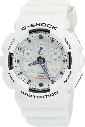 カシオ Gショック 腕時計 アナデジ GA-100A-7A [逆輸入品]