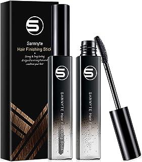Samnyte Hair Finishing Stick, 2 Pack × 0.7 Fl.Oz Hair Mascara for Flyaway Hair Shaping Feel Cream Moisturizing Not-greasy ...