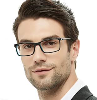 OCCI CHIARI Mens Rectangular/Square Fashion Acetate...