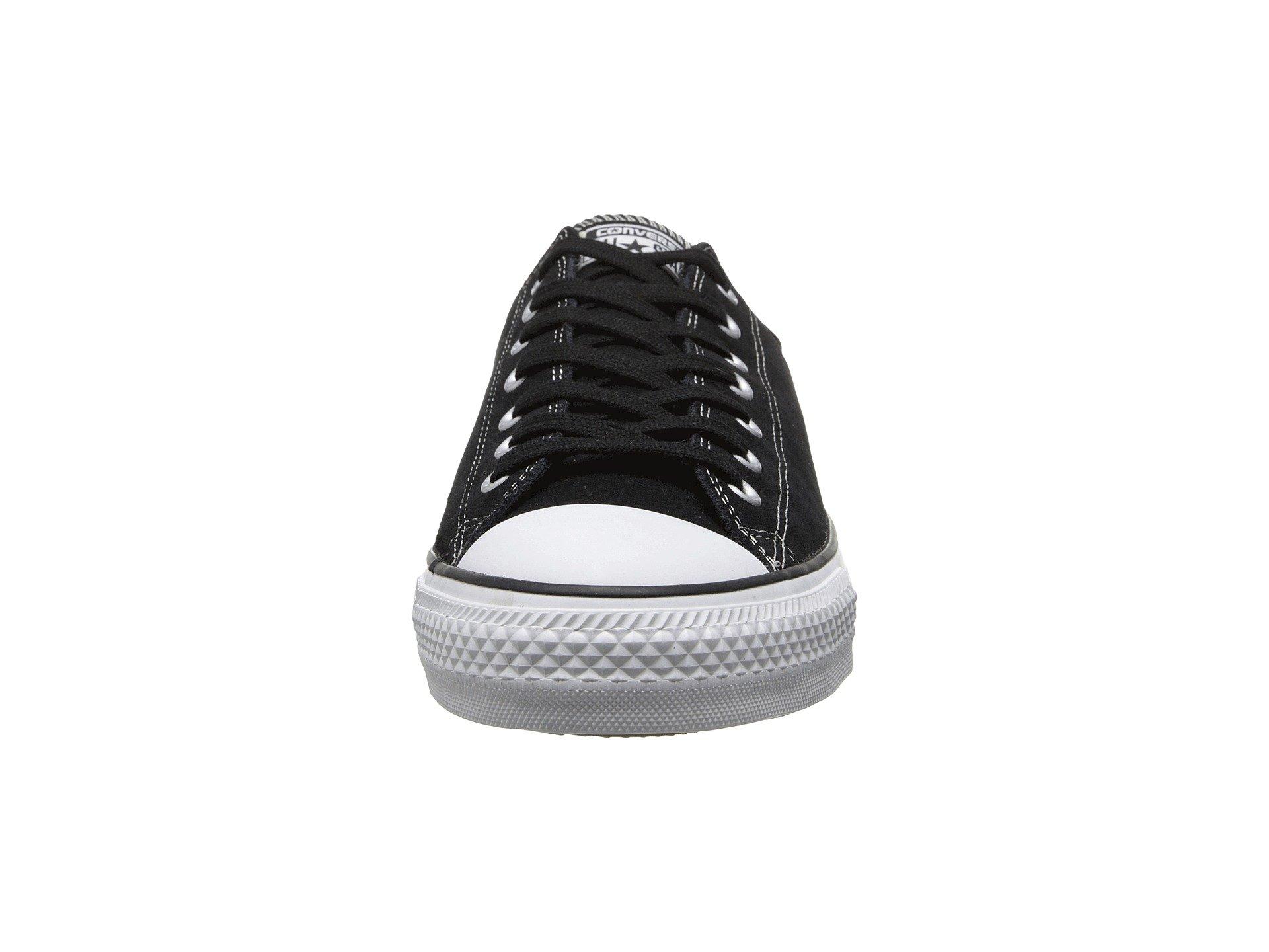 Skate white Converse Ox suede Pro Ctas 2 Black zqTxPFT