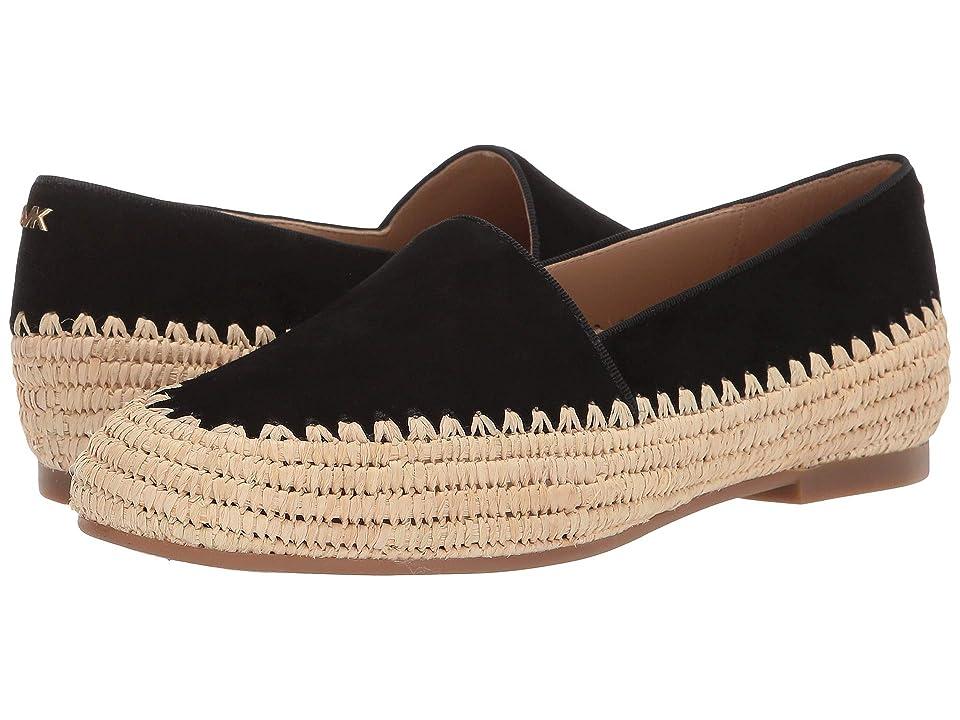 MICHAEL Michael Kors Bahia Slip-On (Black) Women's Shoes