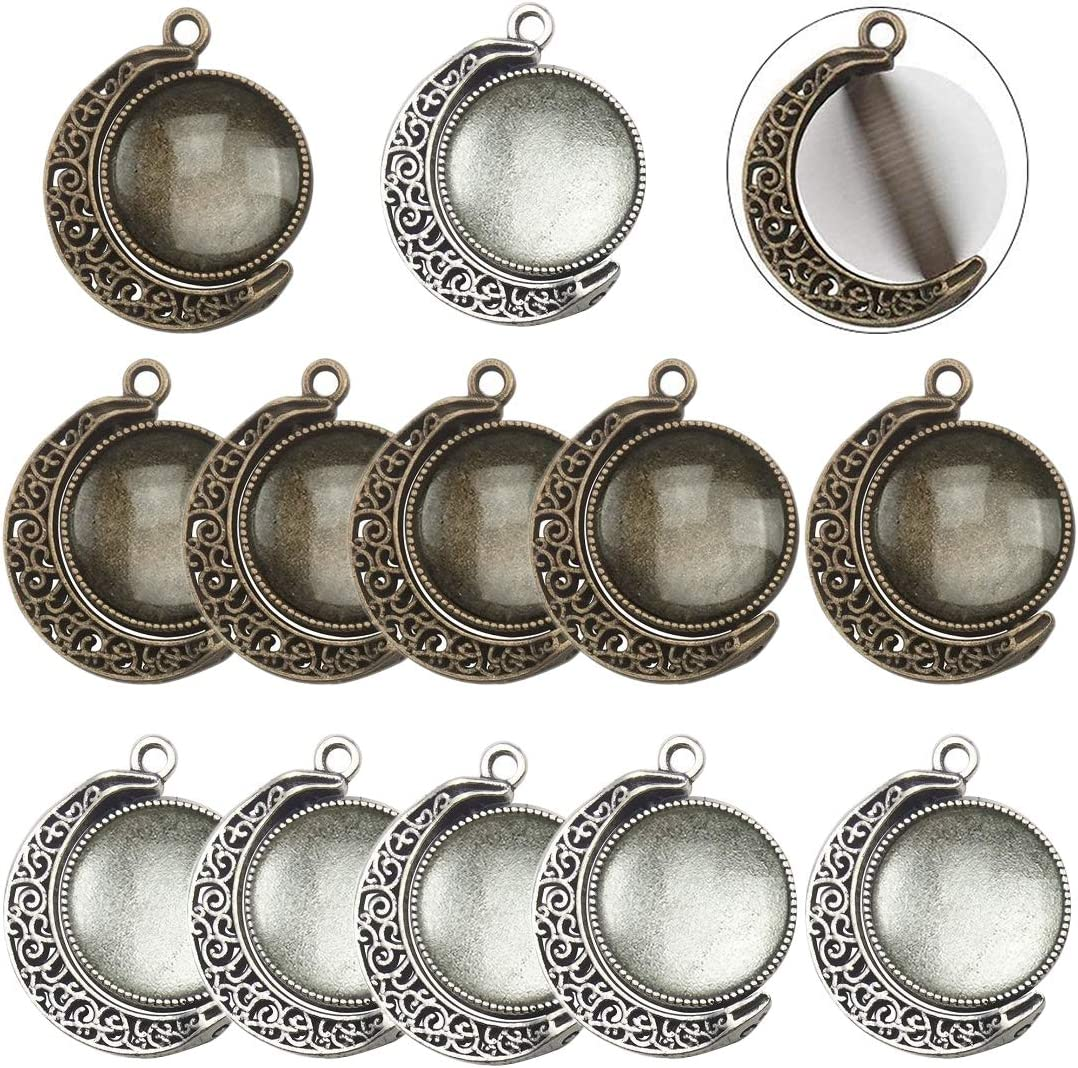 Jdesun Moon Rotation Double Side Pendant Kits P Trays Box Max 52% OFF in 12 trust