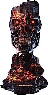 PureArts - Terminator 2 T-800 Battle Damaged Art Mask Statua RESIN