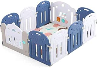 Playpen Safety Play Yard for Toddler, Kids Activity Centre Indoor or Outdoor its look like Baby trend resort
