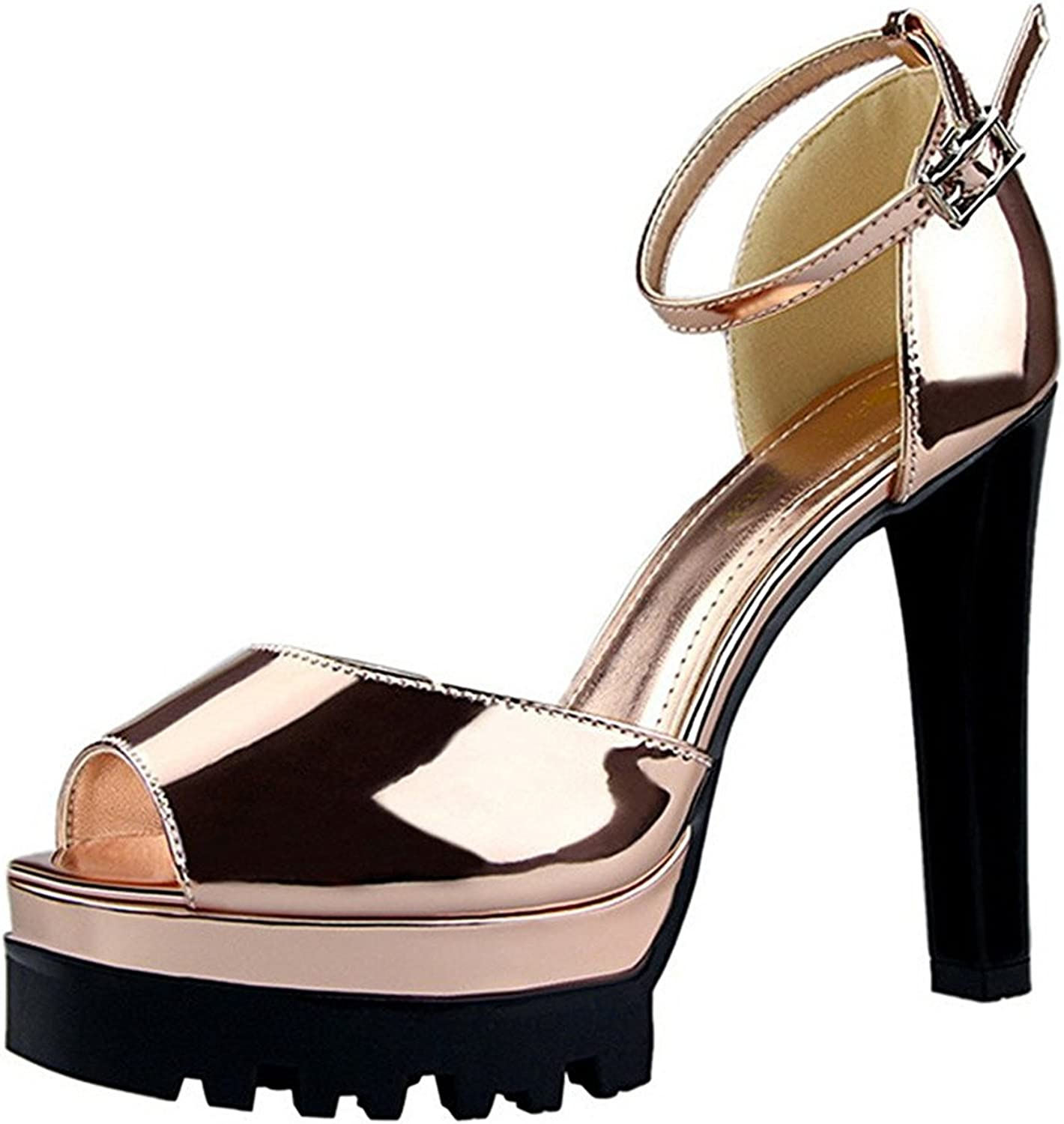 Colnsky British Style Pumps shoes Sexy Platform Women's High Heel shoes