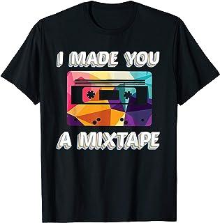 Cassette Tape Costume 80s 90s Vintage Retro For Men Women T-Shirt