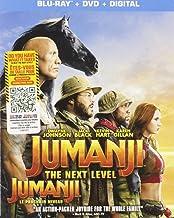 Jumanji: The Next Level [Blu-ray] (Bilingual)