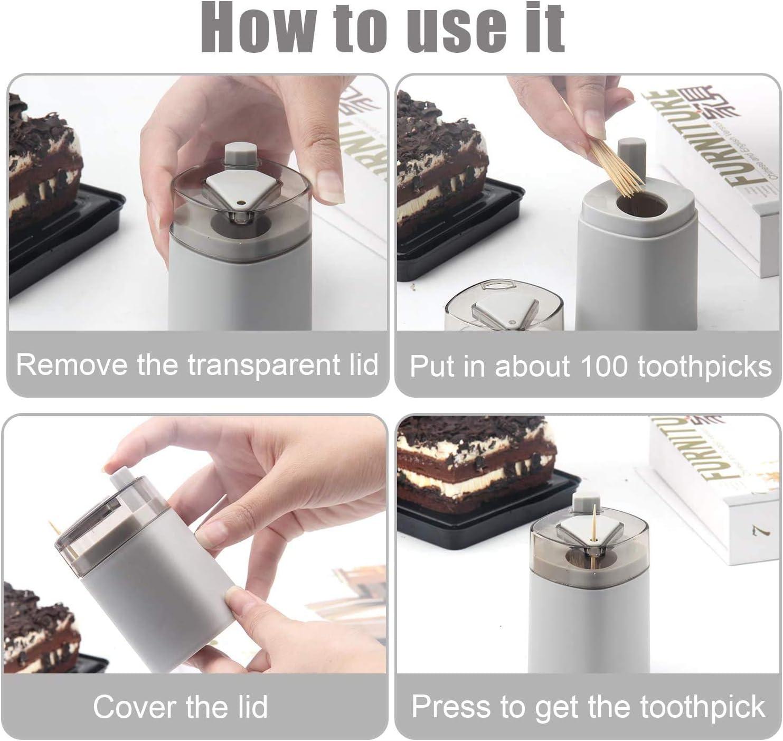 Automatic Hygenic Toothpick Dispenser2021