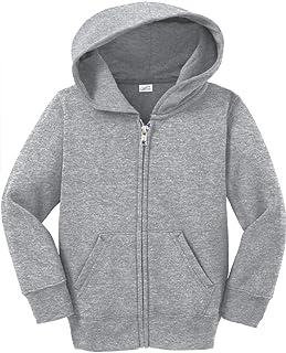 Joe's USA Infant Full Zip Hoodies - Soft and Cozy Hooded Sweatshirts. 6M,12M,18M