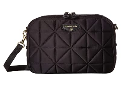 TWELVElittle 12little Diaper Clutch (Black) Diaper Bags