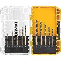 Deals on DEWALT DW1163 Black Oxide Drill Bit Set 13-Piece