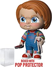 Funko 5 Star Horror: Child's Play - Chucky Action Figure (Includes Pop Box Protector Case)