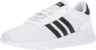 W Lite Racer White/Black/White Running Shoes (DB0576)