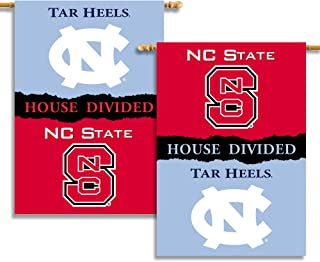 NCAA 2-Sided 28-by-40 inch House Banner with Pole Sleeve