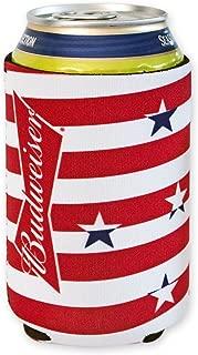 Budweiser Stars And Stripes Can Koozie