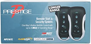 $98 » Prestige APS787Z 1-Way 5-Button LCD Remote Control w/ 1 Mile Operating Range