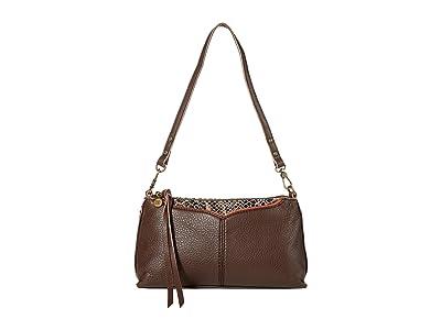 The Sak Silverlake 3-in-1 Crossbody (Mahogany Snake Multi) Handbags