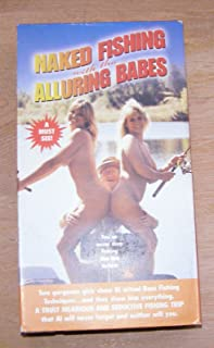 Naked Fishing With the Alluring Babes VHS