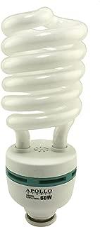 60 Watt CFL Compact Fluorescent Light Bulb, 5500k