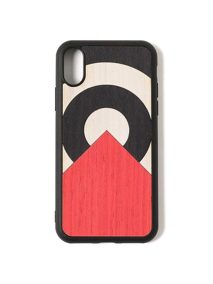 兵器庫疲労ぶどう(ビーピーアールビームス)bpr BEAMS/モバイルケース?カバー Wood'd/ウッド iPhoneXS?X ケース