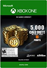 Call of Duty: COD Points 5000 5000 CP - [Xbox One Digital Code]