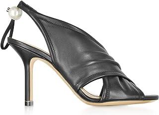 NICHOLAS KIRKWOOD Women's 909A80NL13N99 Black Leather Heels