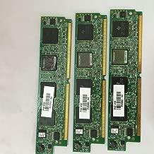 AQJG@ Tm Cisco PVDM2-64 64-Channel Fax/Voice DSP Module Used