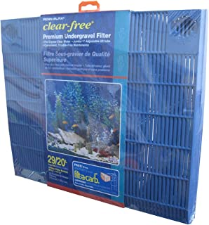 Penn Plax Premium Under Gravel Filter System - for 29 Gallon Fish Tanks & Aquariums