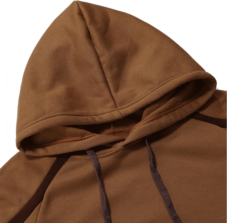 Men's Sweatshirts Fashion Mens Athletic Hoodies Sport Sweatshirt Casual Long Sleeved Sports Hoodeis Pullover Tops