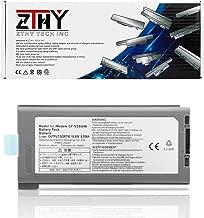 ZTHY CF-VZSU46 Battery Replacement for Panasonic Toughbook Cf-30 Cf-31 Cf-53 Laptop Cf-vzsu46au Cf-vzsu71u Cf-vzsu72u Cf-vzsu1430u CF-VZSU46s CF-VZSU46U 10.65V 9CELL