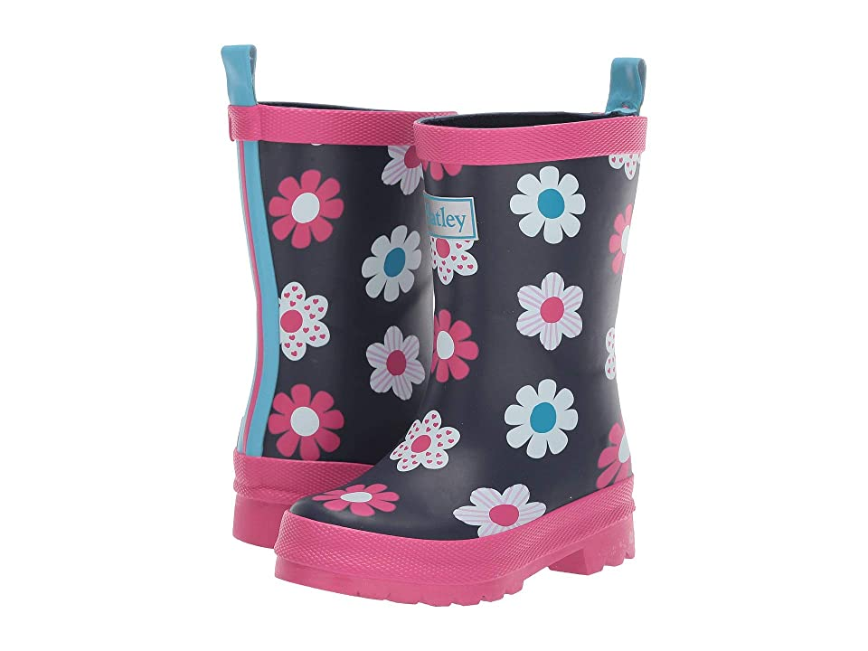 Hatley Kids Limited Edition Rain Boots (Toddler/Little Kid) (Spring Flowers) Girls Shoes