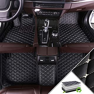 Custom Car Floor Mats For Kia Niro 2017-2018 All Weather Waterproof Non-slip Full Covered Protection Advanced Performance ...
