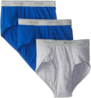 Fruit of the Loom Men's Brief (Pack of 3)