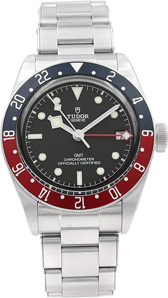 Tudor - orologio da uomo in acciaio inossidabile M79830RB-0001