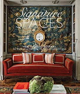 Signature Spaces: Well-Travelled Spaces by Paolo Moschino &Philip Vergeylen: Well-Traveled Interiors by Paolo Moschino & P...