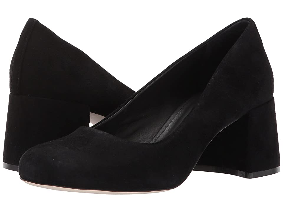 Image of Bernardo Jackie (Black Suede) Women's Shoes