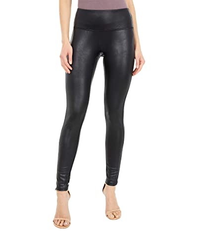 Jag Jeans Faux Leather Leggings (Black) Women