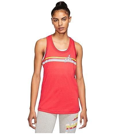 Nike NSW Tank Top Core High Brand Read (Track Red) Women