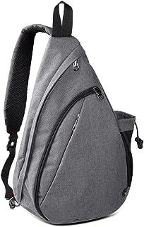 OutdoorMaster Sling Bag - Crossbody Shoulder Chest Urben/Outdoor/Travel Backpack for Women & Men