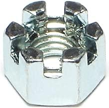 Hard-to-Find Fastener 014973270803 Castle Nuts, 15-Piece