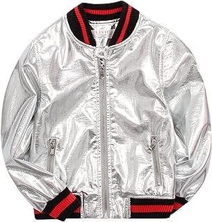 Children Spring New Pu Leather Jacket Baby Children's Clothing