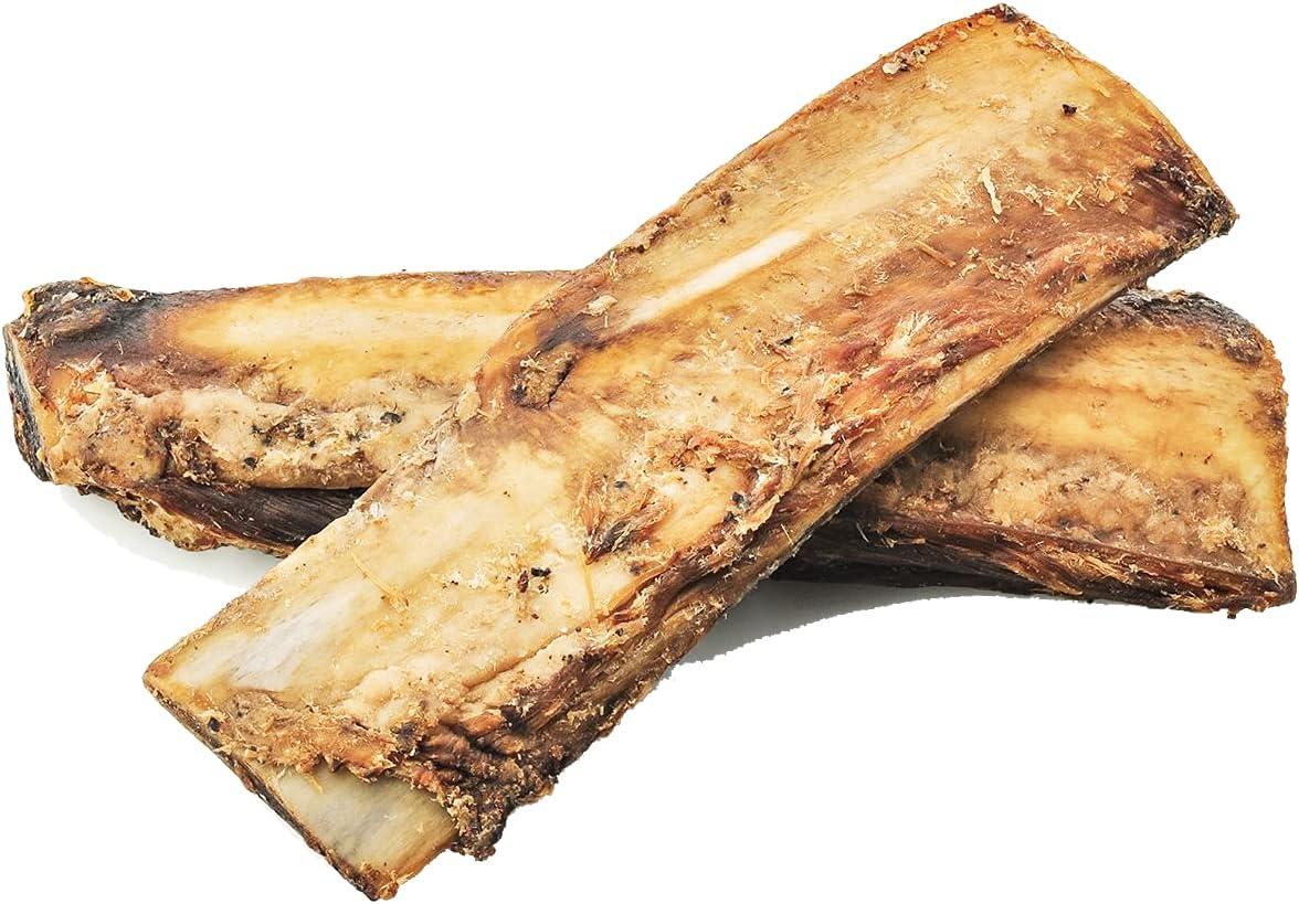 hotspot pets New item Beef Rib Bones for Dogs 6'' Single Latest item - Ingredient Mea
