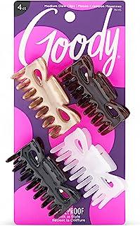 Goody Claw Clip Medium 4CT