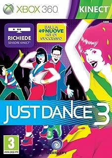 Xbox 360 - Just Dance 3 - [PAL EU - NO NTSC]