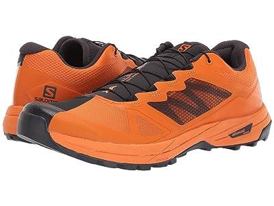 Salomon X Alpine/Pro (Phantom/Russet Orange/Russet Orange) Men