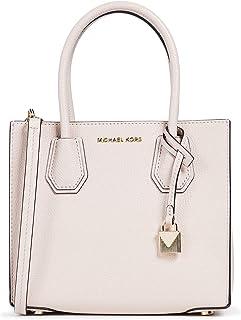MICHAEL Michael Kors Women's Mercer Messenger Bag, Soft Pink, One Size