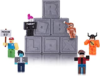 Roblox Action Collection – Series 1 Mystery Figure 6-Pack [Includes 6 Exclusive Virtual Items]