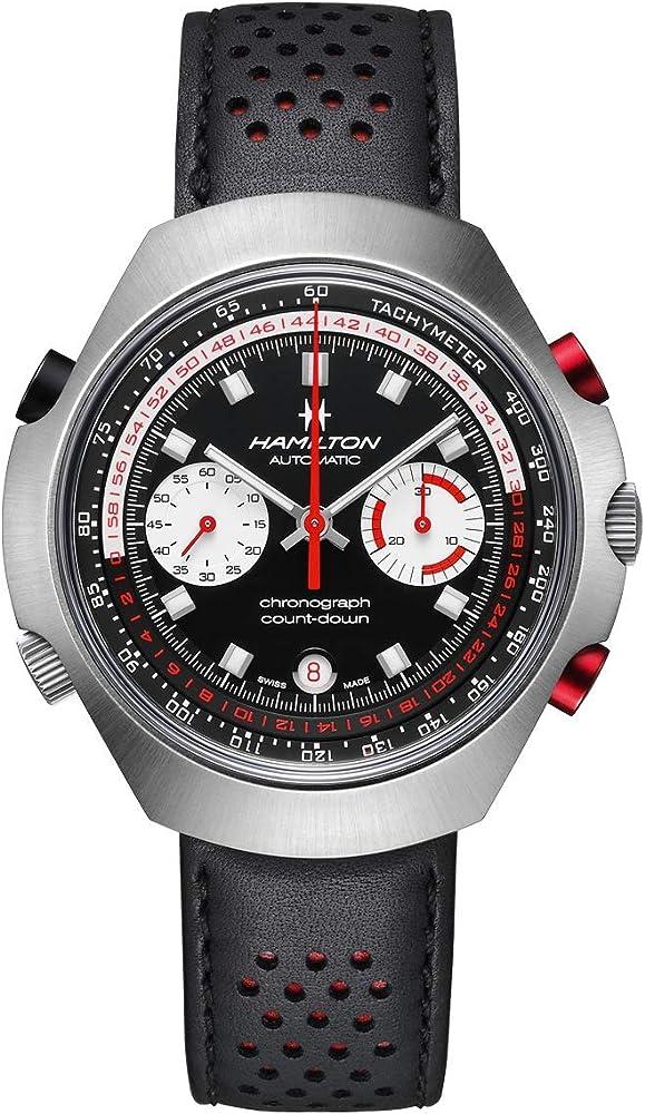 Hamilton american orologio uomo cronografo automatico H51616731